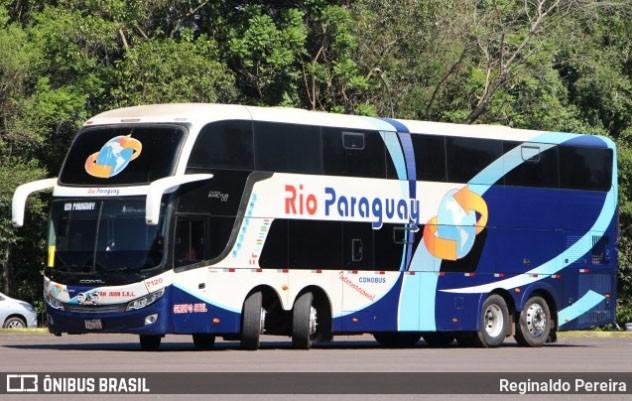 Vídeo: Polícia do Paraguai apreende 18 quilos de dinamite em ônibus durante fiscalização