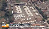 DF: Rodoviários da Auto Viação Marechal realizam nova paralisação