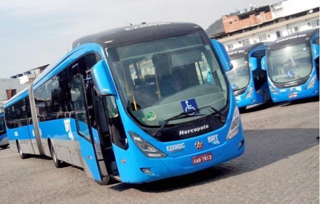 Prefeitura do Rio anuncia reforço de linhas de ônibus por conta da paralisação do BRT, nesta segunda-feira