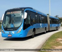 BRT Rio apresenta aglomerações e diversos problemas na manhã desta terça-feira