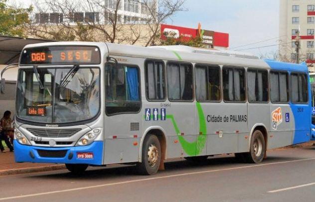 Palmas: Criminosos realizam arrastão em ônibus na região sul da cidade