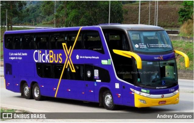 ClickBus X segue com tarifa promocional na Rio x Belo Horizonte x Rio