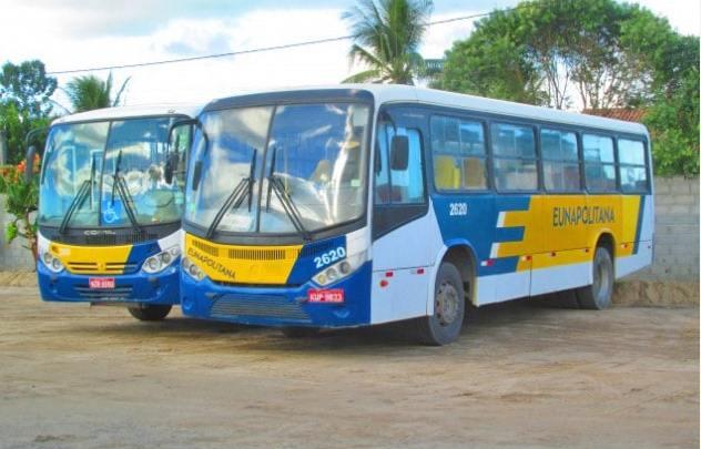 BA: Ônibus voltam operar linhas em Eunápolis após ações de violência na cidade