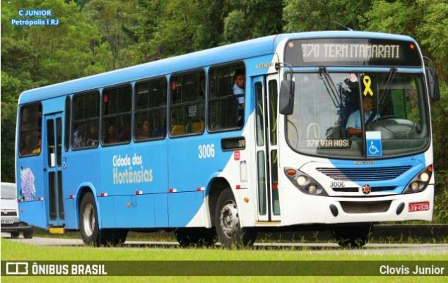 RJ: Petrópolis discute nesta quinta-feira o retorno total da frota de ônibus
