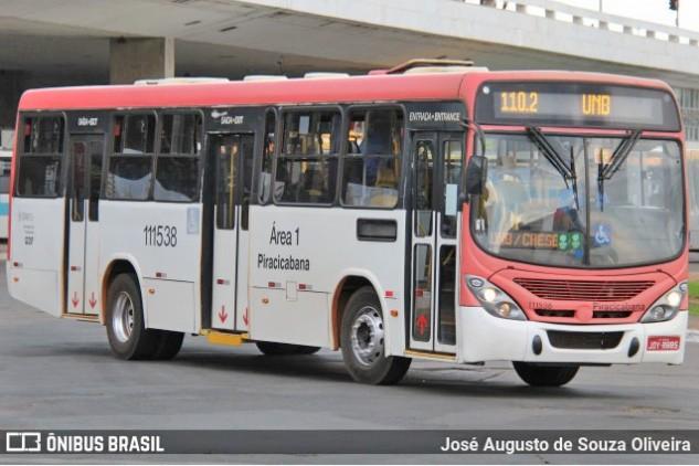 DF: Pesquisa aponta que preço das tarifas de ônibus é ruim ou péssimo