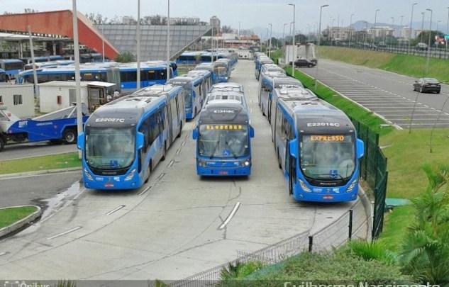 BRT Rio segue alvo de reclamações de clientes neste sábado de sol