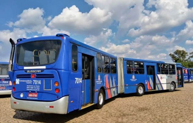 SP: EMTU aumenta capacidade de transporte de passageiros em linha Monte Mor – Campinas