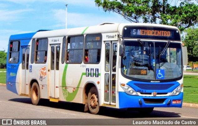 Palmas anuncia reforço na frota de ônibus neste domingo de eleições