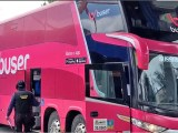 Vídeo: ANTT apreende cinco ônibus a serviço da Buser neste sábado no Sul Fluminense
