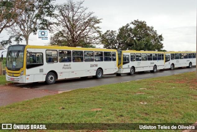 Governo do DF anuncia novidades no transporte público de Santa Maria