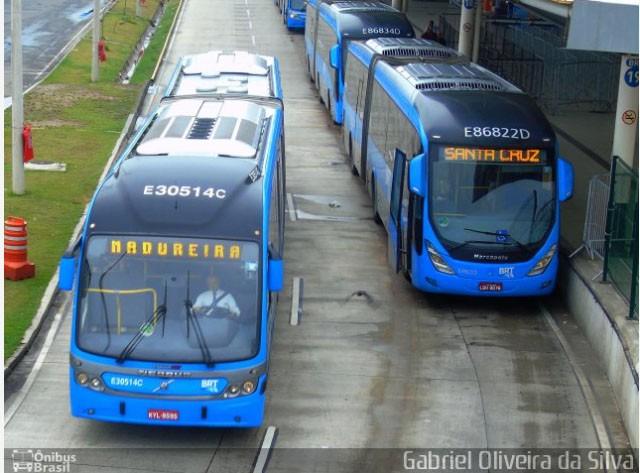 Prefeitura do Rio multa em R$  33,6 milhões a Odebrecht por irregularidades em obras do BRT Transoeste