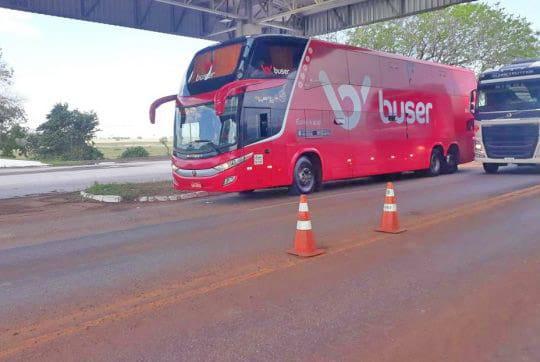 MS: Agepan realiza fiscalização e reforça combate à falta de autorização do transporte