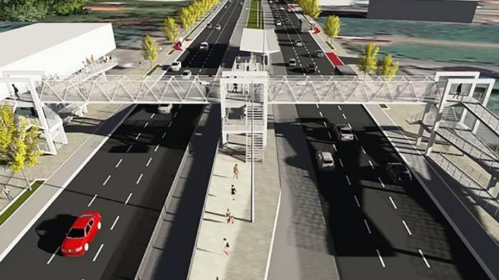 PA: Governo inicia etapa de construção de novas passarelas na BR-316