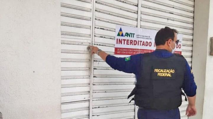 AL: Fiscalização fecha oito pontos de venda de passagens clandestina em Arapiraca
