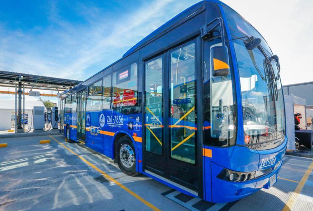 Bogotá adquire 470 ônibus urbanos 100% elétricos