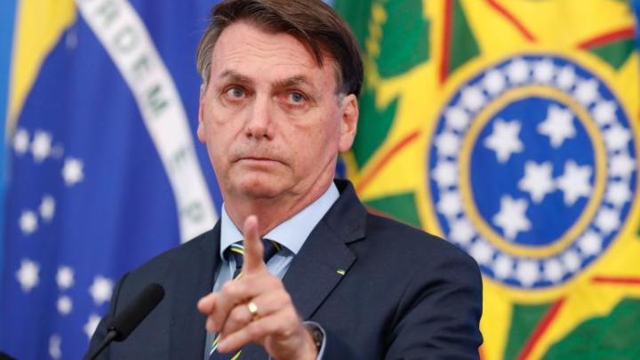 Presidente Jair Bolsonaro vetou auxílio de R$ 4 bilhões para as empresas de ônibus