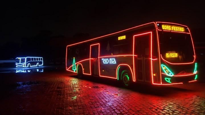 Rio: Grupo Rio Ita inicia campanha natal iluminado na Região Metropolitana