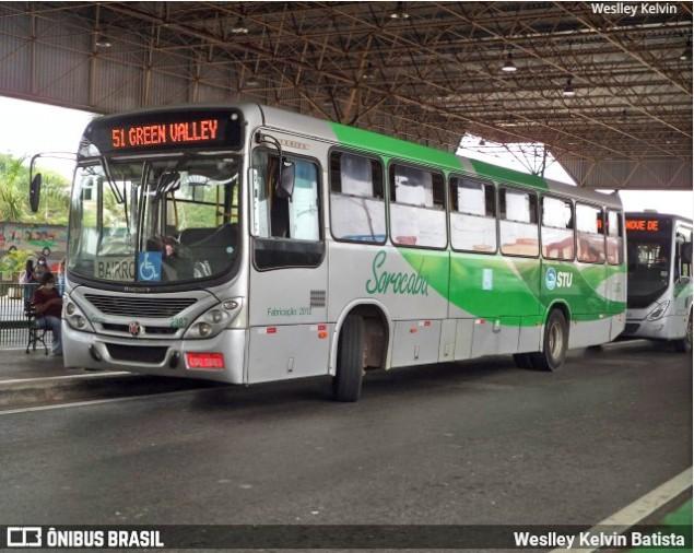 Sorocaba: Passageiro de ônibus morre dentro do coletivo no Terminal Santo Antônio