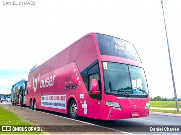 Regulamentação dos fretadores de ônibus por aplicativo avança após encontro com Bolsonaro