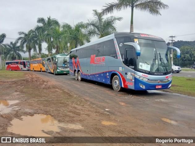 RJ: Paraty proíbe a entrada de vans e ônibus de turismo neste fim de ano