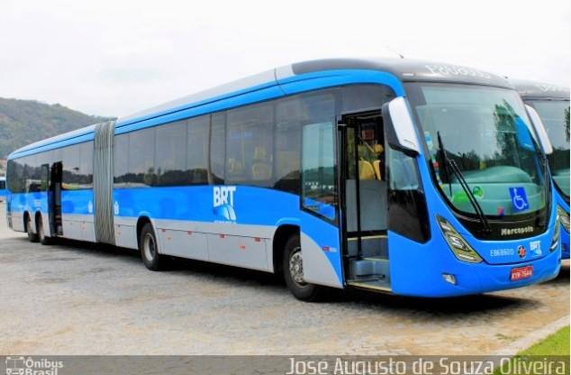 Rio: Estação do BRT Rio registra atrasos dos ônibus,  filas enormes e passageiros sem máscaras nesta manhã