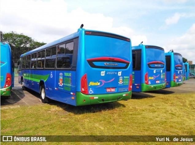 SP: Itanhaém anuncia início da operação de novos ônibus com wi-fi e acessibilidade da Expresso Fênix