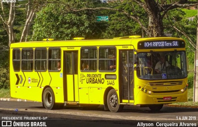 SP: Presidente Prudente analisa reajuste na tarifa de ônibus