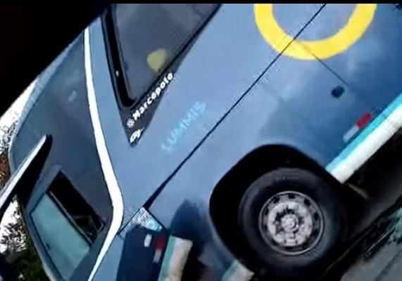 BA: Acidente entre carro e ônibus da Cidade Sol, deixa quatro mortos na BA-262