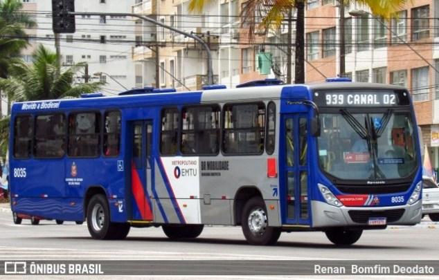 SP: Motorista de ônibus captura assaltante em São Vicente com a ajuda de moradores