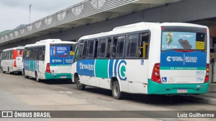 Rio: Termina nesta tarde a paralisação dos funcionários da Transportes Campo Grande