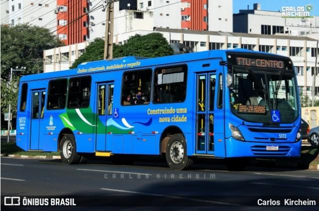 PR: MPT determina que ônibus de Foz do Iguaçu retomem a operação