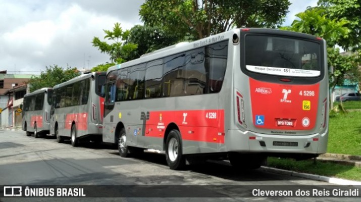 Prefeitura de São Paulo informa que não há previsão para reajuste na tarifa dos ônibus