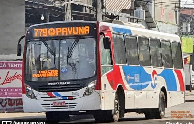 Rio: Suspensa a paralisação de funcionários da Viação Pavunense, após pagamento