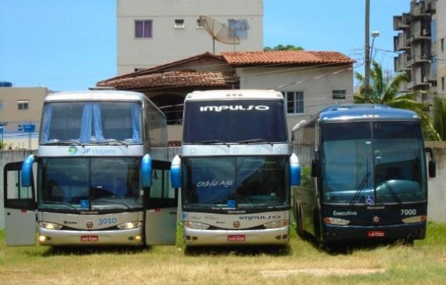 ES: Guarapari libera a entrada de vans e ônibus de turismo neste fim de ano