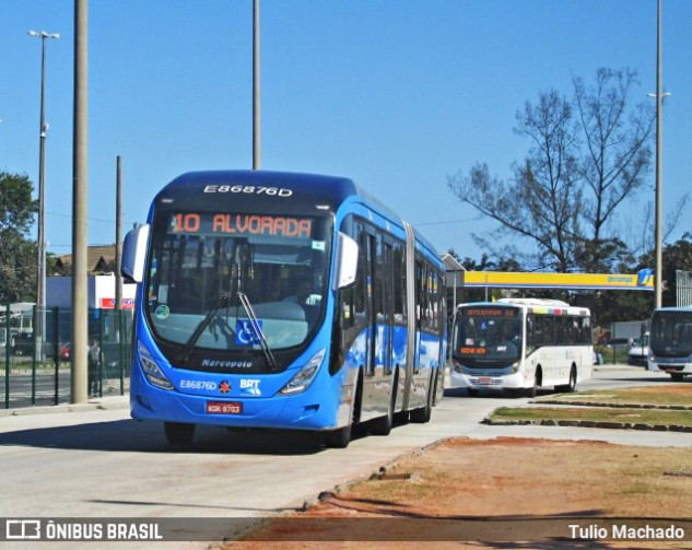 BRT Rio segue com atrasos e estações lotados neste fim de semana