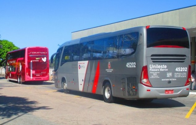 SP: Rodoviária de Mogi das Cruzes segue com movimento baixo de passageiros