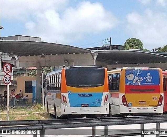 Grande Recife inicia segunda fase da integração temporal no Terminal Integrado  Afogados