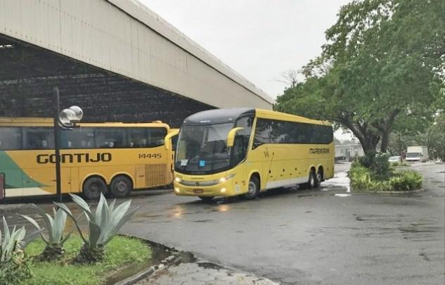 Rodoviária de Vitória disponibiliza 100 ônibus extras para o natal e réveillon