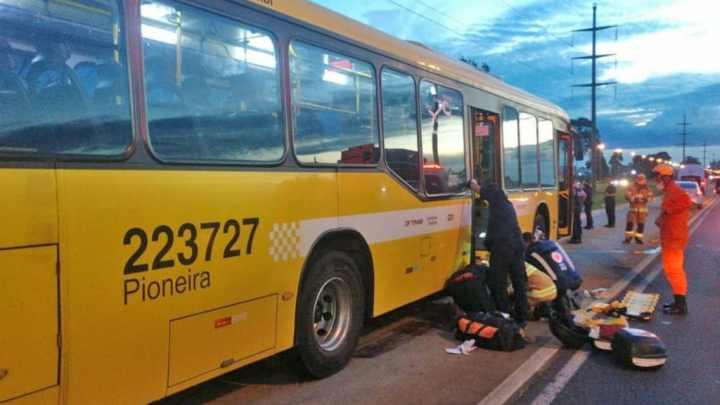 DF: Ônibus da Viação Pioneira atropela jovens deixando um morto e três feridos no Gama