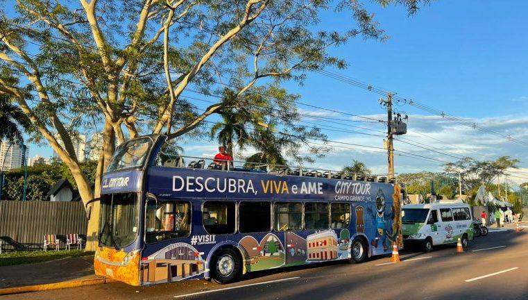 MS: City Tour irá percorrer a Rota da Esperança em Campo Grande até o dia 30