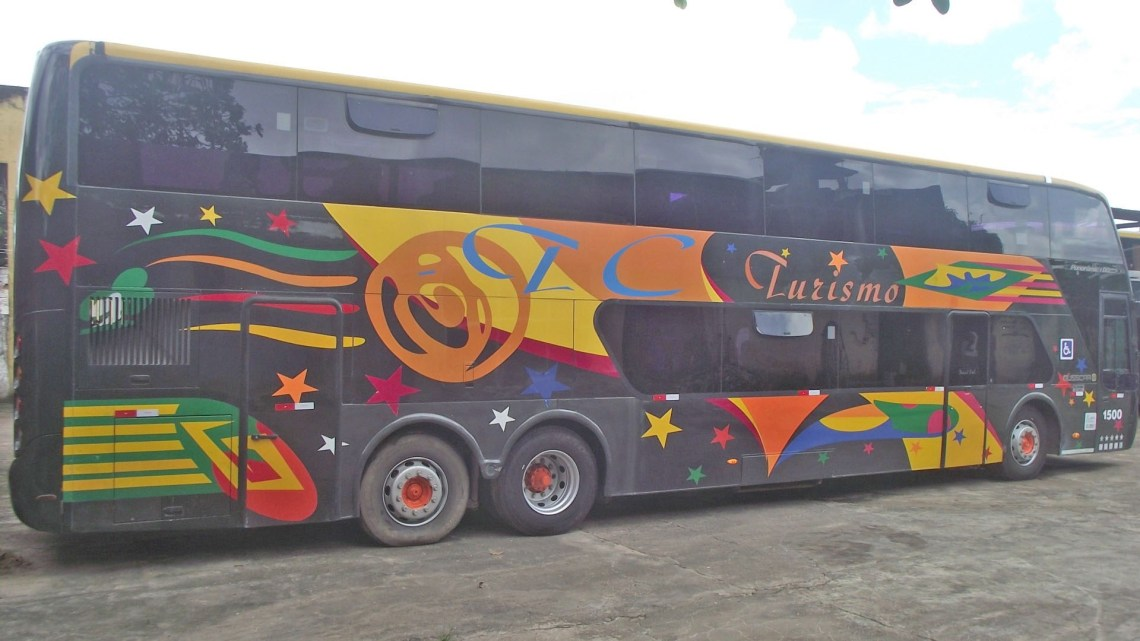 TC Turismo informa que ônibus que tombou em Guaratuba passou por vistoria em dezembro