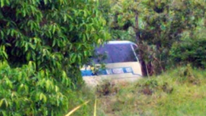 Vídeo: Ônibus da Novo Horizonte sai da pista na BR-381 – Fernão Dias, nesta terça-feira