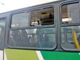 SP: Ônibus da Viação Pirajuçara é apedrejado em Taboão da Serra nesta segunda-feira