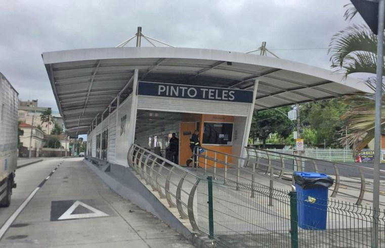 BRT Rio reabre estação Pinto Teles nesta segunda-feira. Confira a lista de estações abertas
