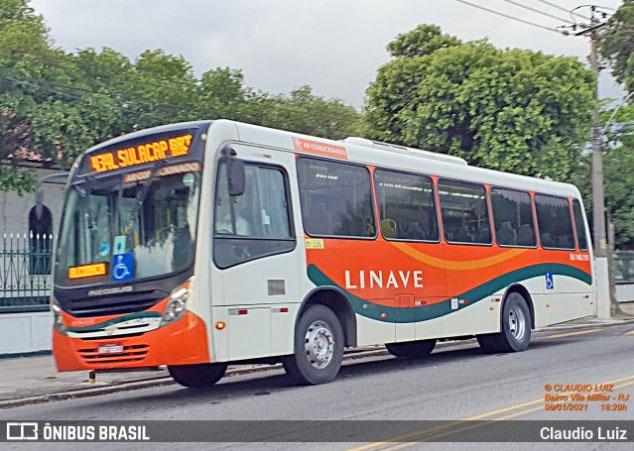 RJ: Linave Transportes assume a linha intermunicipal 434 Sulacap X Nova Iguaçu