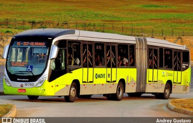 Belo Horizonte: Tarifa de ônibus metropolitano tem reajuste de 4,85%