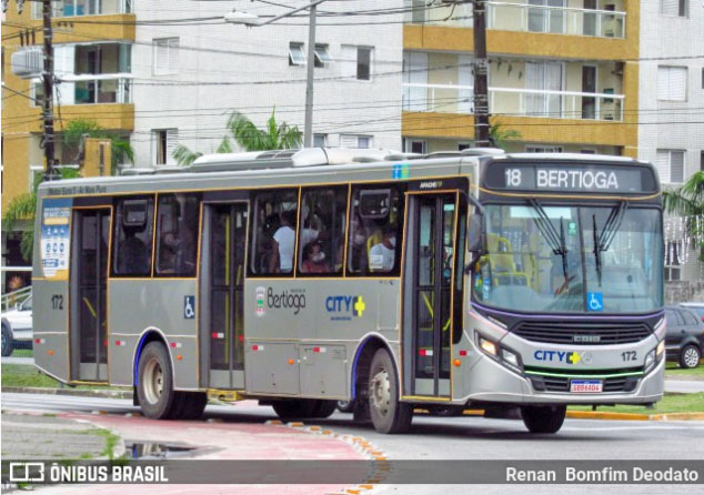 SP: Bertioga reajusta a tarifa de ônibus municipal a partir desta segunda-feira
