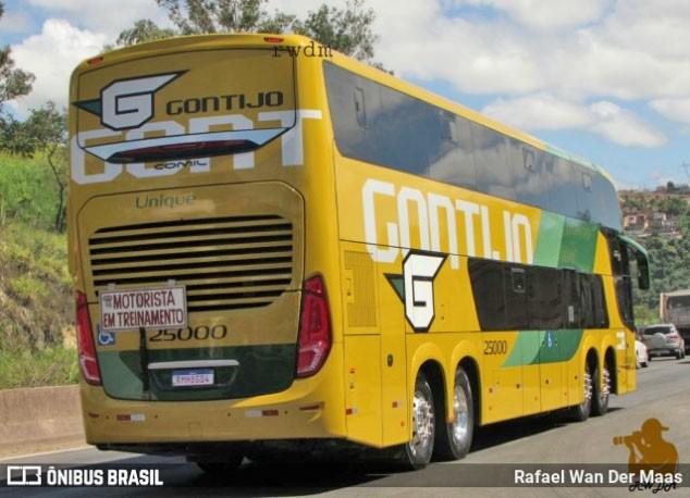 Gontijo realiza treinamento de motoristas com os novos ônibus Comil DD
