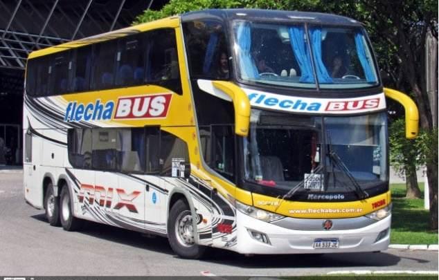 Buenos Aires: Motorista da Flecha Bus nega que ônibus tenha sido apedrejado