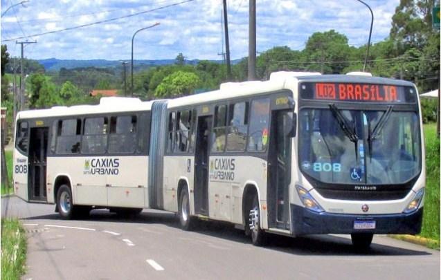 RS: Caxias do Sul sinaliza para licitação do transporte coletivo nos próximos dias